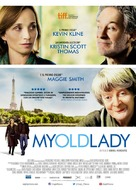 My Old Lady - Italian Movie Poster (xs thumbnail)