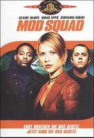 The Mod Squad - German Movie Cover (xs thumbnail)