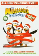 The Madagascar Penguins in: A Christmas Caper - DVD cover (xs thumbnail)