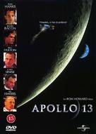 Apollo 13 - Danish Movie Cover (xs thumbnail)