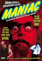 Maniac - Movie Cover (xs thumbnail)