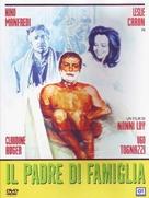 Il padre di famiglia - Italian DVD movie cover (xs thumbnail)