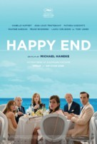 Happy End - Danish Movie Poster (xs thumbnail)