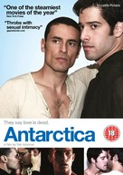Antarctica - British Movie Cover (xs thumbnail)