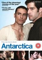 Antarctica - British Movie Cover (xs thumbnail)