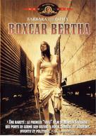 Boxcar Bertha - French DVD movie cover (xs thumbnail)