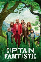 Captain Fantastic - French Movie Cover (xs thumbnail)