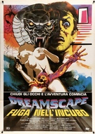 Dreamscape - Italian Movie Poster (xs thumbnail)
