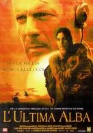 Tears Of The Sun - Italian Movie Poster (xs thumbnail)