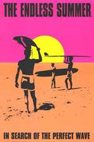 The Endless Summer - DVD cover (xs thumbnail)