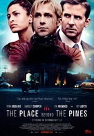 The Place Beyond the Pines - Swedish Movie Poster (xs thumbnail)