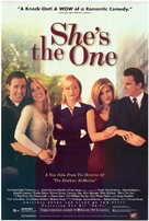 She's the One - Movie Poster (xs thumbnail)
