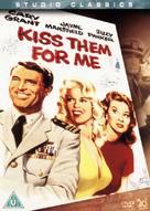 Kiss Them for Me - British Movie Cover (xs thumbnail)