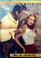 Fort Dobbs - Italian Movie Poster (xs thumbnail)