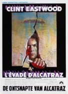 Escape From Alcatraz - Belgian Movie Poster (xs thumbnail)