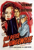 No Highway - German Movie Poster (xs thumbnail)