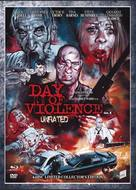 A Day of Violence - Austrian Blu-Ray movie cover (xs thumbnail)