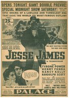 Jesse James - poster (xs thumbnail)