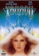 Xanadu - Danish Movie Cover (xs thumbnail)