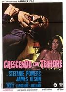 Crescendo - Italian Movie Poster (xs thumbnail)