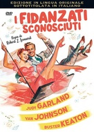 In the Good Old Summertime - Italian DVD movie cover (xs thumbnail)