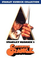 A Clockwork Orange - DVD movie cover (xs thumbnail)