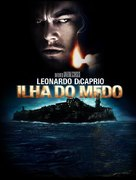 Shutter Island - Brazilian Movie Cover (xs thumbnail)