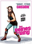 Les reines du ring - French Movie Poster (xs thumbnail)