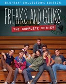 """""""Freaks and Geeks"""" - Blu-Ray movie cover (xs thumbnail)"""