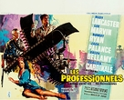 The Professionals - Belgian Movie Poster (xs thumbnail)
