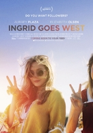 Ingrid Goes West - Movie Poster (xs thumbnail)