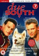 """Due South"" - British DVD cover (xs thumbnail)"
