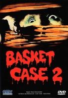 Basket Case 2 - German DVD cover (xs thumbnail)