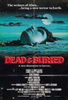 Dead & Buried - British Movie Poster (xs thumbnail)