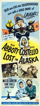 Lost in Alaska - Movie Poster (xs thumbnail)