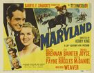 Maryland - Movie Poster (xs thumbnail)