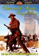 Hondo and the Apaches - Russian DVD cover (xs thumbnail)