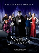 Dark Shadows - Argentinian Movie Poster (xs thumbnail)