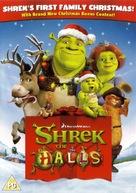 Shrek the Halls - British Movie Cover (xs thumbnail)