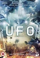 U.F.O. - British DVD movie cover (xs thumbnail)