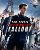 Mission: Impossible - Fallout - Movie Cover (xs thumbnail)