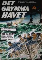The Cruel Sea - Swedish Movie Poster (xs thumbnail)