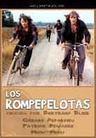 Les valseuses - Spanish DVD cover (xs thumbnail)