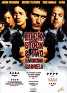 Lock Stock And Two Smoking Barrels - Swedish Movie Cover (xs thumbnail)