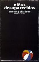 Niños desaparecidos - Cuban Movie Poster (xs thumbnail)