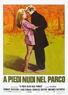 Barefoot in the Park - Italian Movie Poster (xs thumbnail)