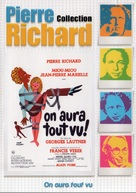 On aura tout vu - French Movie Cover (xs thumbnail)