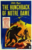 The Hunchback of Notre Dame - Re-release poster (xs thumbnail)