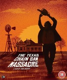 The Texas Chain Saw Massacre - British Blu-Ray cover (xs thumbnail)