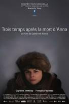 Trois temps après la mort d'Anna - Canadian Movie Poster (xs thumbnail)